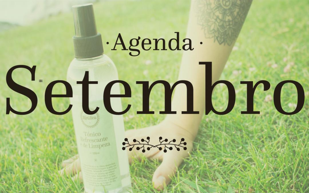 Setembro, Mercados e Promoções