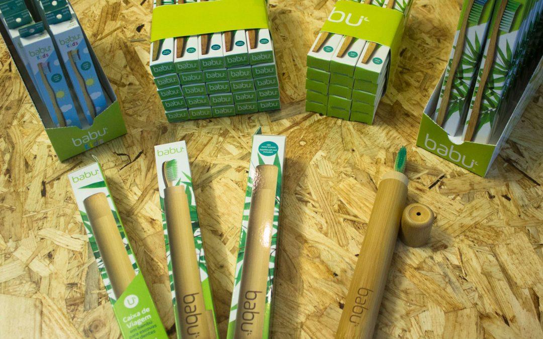 Novidade: Caixa de Viagem para Escovas de Dentes em Bambu