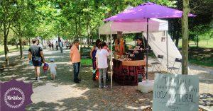 Miristica no Mercado da Horta