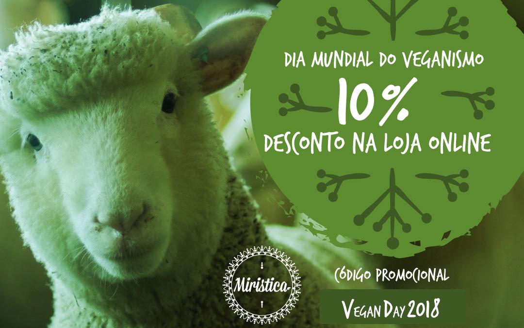 Dia Mundial do Veganismo