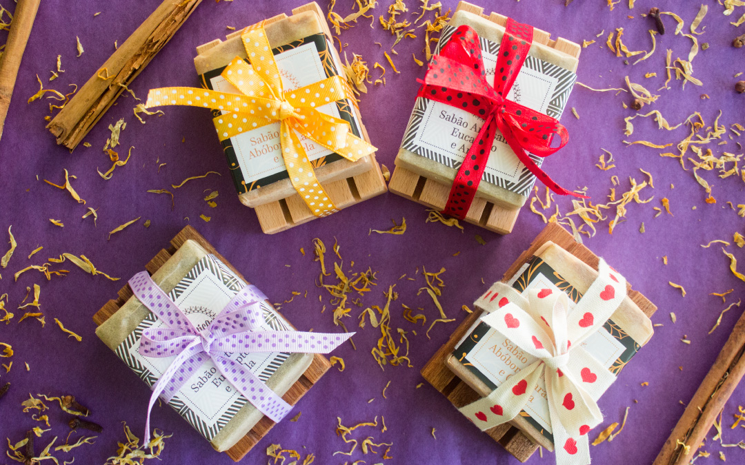 5 Ideias para Prendas de Natal Ecológicas e Sustentáveis