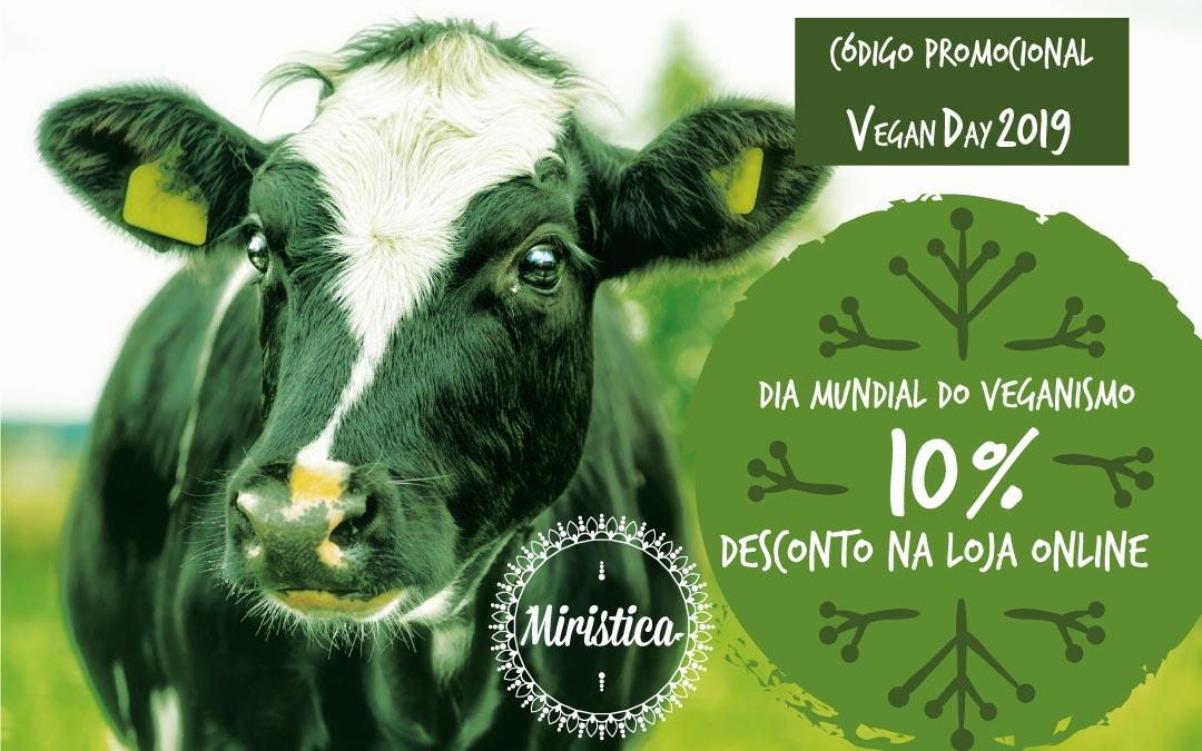 Dia Mundial do Veganismo 2019