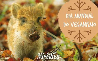 Dia Mundial do Veganismo 2020