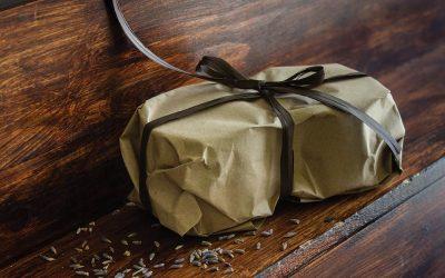 Prendas de Natal Ecológicas: DIY, Segunda Mão, Compras Conscientes e Embrulhos
