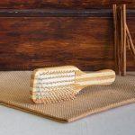Escova Cabelo em Bambu