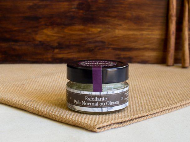 Esfoliante para Pele Normal, Oleosa ou com Acne