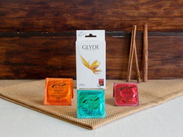 Preservativo Glyde