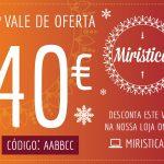 Vales de Oferta Natal 40