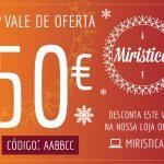 Vales de Oferta Natal 50