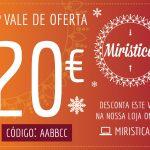 Vales de Oferta de Natal 20