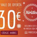 Vales de Oferta Natal 30